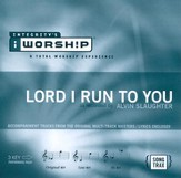 Lord I Run To You, Accompaniment CD