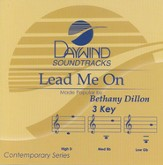 Lead Me On, Accompaniment CD