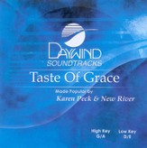 Taste Of Grace, Accompaniment CD