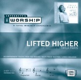 Lifted Higher, Accompaniment CD
