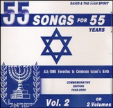55 Songs for 55 Years Vo. 2, Music CD