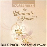 Best Of Tom Fettke/Women's Voices, V1, Blk CD