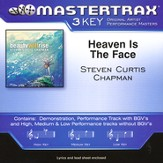 Heaven Is the Face, Acc CD