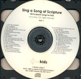 Sing A Song Of Scripture, Double Accomp. CD
