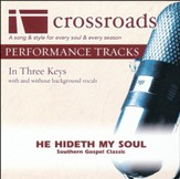He Hideth My Soul (High without Background Vocals in D-Eb) [Music Download]