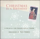 Christmas Is A Birthday, Stereo CD