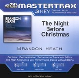 The Night Before Christmas, Accompaniment CD