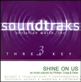 Shine On Us, Accompaniment CD
