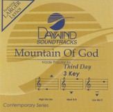 Mountain of God, Accompaniment CD