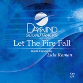 Let The Fire Fall, Accompaniment CD