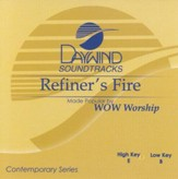 Refiner's Fire, Accompaniment CD