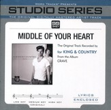 Middle Of Your Heart Acc, CD