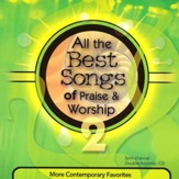 All The Best Songs Of P & W 2, S/C Accomp CD