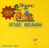 Father Abraham, Accompaniment CD