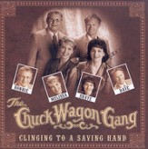 Clinging To A Saving Hand CD