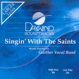 Singin' With The Saints, Accompaniment CD