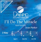 I'll Do The Miracle, Accompaniment CD