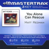 You Alone Can Rescue, Accompaniment CD