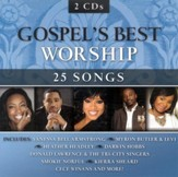 Gospel's Best Worship, 2 CDs