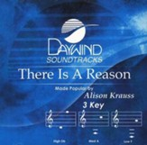 There Is A Reason, Accompaniment CD