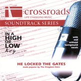 He Locked The Gates, Accompaniment CD