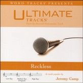 Reckless (As Made Popular By Jeremy Camp) [Performance Track] [Music Download]
