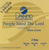 People Need The Lord [Music Download]