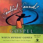 When Sunday Comes, Accompaniment CD