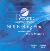 Still Feeling Fine, Accompaniment CD