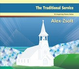 The Traditional Service: 10 Inspiring Piano Solos