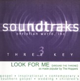 Look For Me (Around The Throne), Accompaniment CD