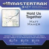 Hold Us Together, Accompaniment CD