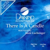 There Is A Candle, Accompaniment CD