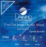 I've Got Jesus On My Mind Acc, CD