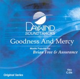 Goodness And Mercy, Accompaniment CD