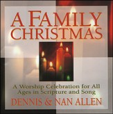 A Family Christmas, CD