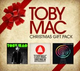 TobyMac 3 CD Christmas Gift Pack