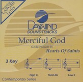 Merciful God Acc, CD