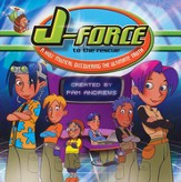 J-Force To The Rescue, Stereo CD