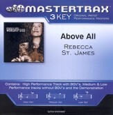 Above All (Premiere Performance Plus Track) [Music Download]