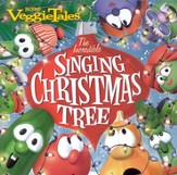 VeggieTales Music: The Incredible Singing Christmas Tree CD