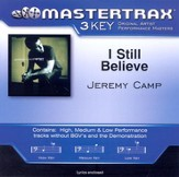 I Still Believe, Accompaniment CD