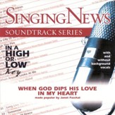When God Dips His Love In My Heart, Accompaniment CD