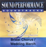 Bridal Chorus/Wedding March, Accompaniment CD