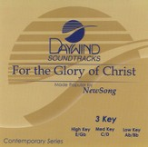 For The Glory Of Christ, Accompaniment CD