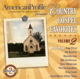 Country Gospel Favorites, Volume 2 CD