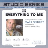 Everything To Me - Medium key performance track w/ background vocals [Music Download]
