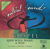 God Will Make A Way Acc, CD