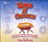 Signs Of Christmas, Stereo CD
