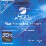 Star Spangled Banner, Accompaniment CD